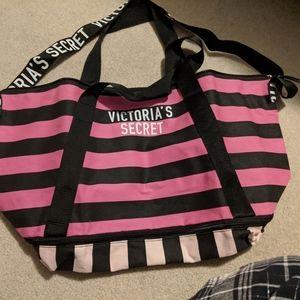 Nwot Victoria Secret Overnight Bag